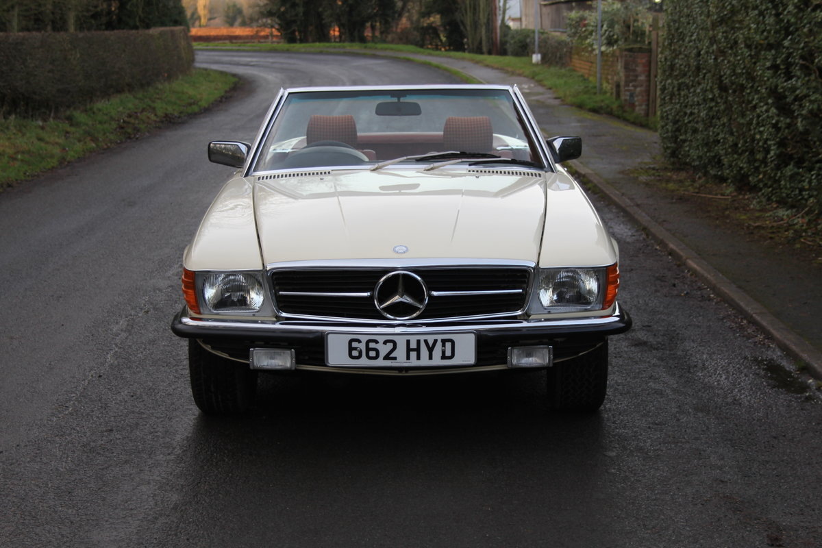 1979 Mercedes Benz 350SL, 66K Miles, FSH, 48K Spent For Sale (picture 2 of 23)