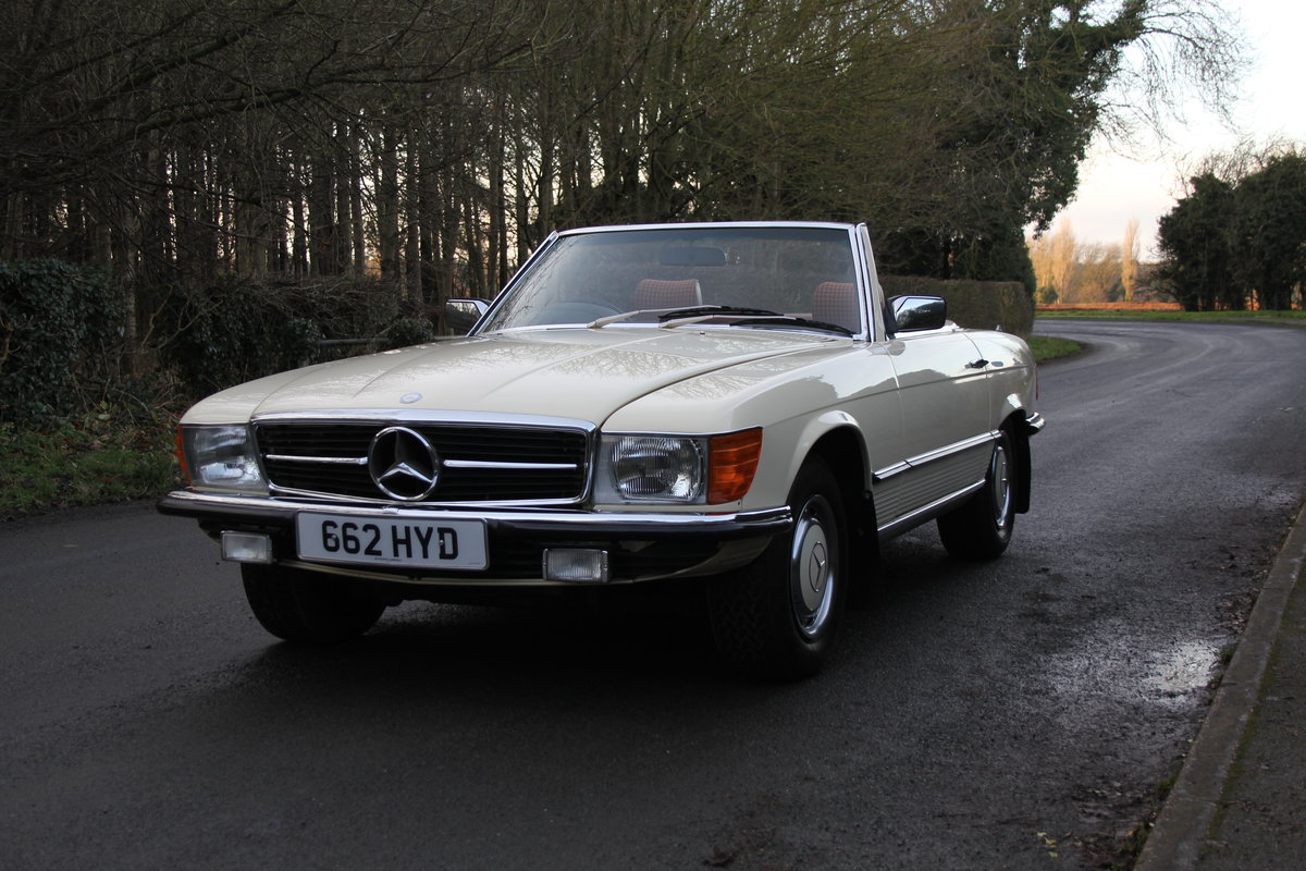 1979 Mercedes Benz 350SL, 66K Miles, FSH, 48K Spent For Sale (picture 3 of 23)