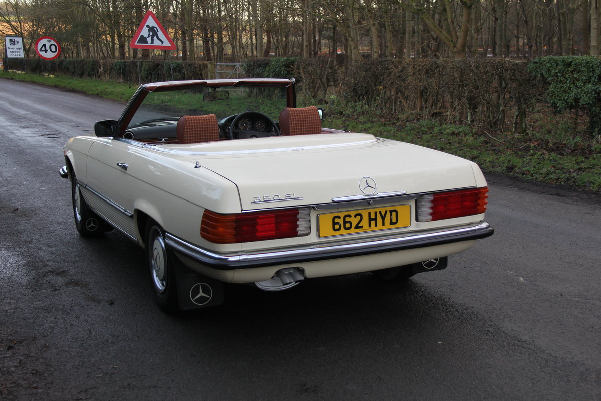 1979 Mercedes Benz 350SL, 66K Miles, FSH, 48K Spent For Sale (picture 4 of 23)