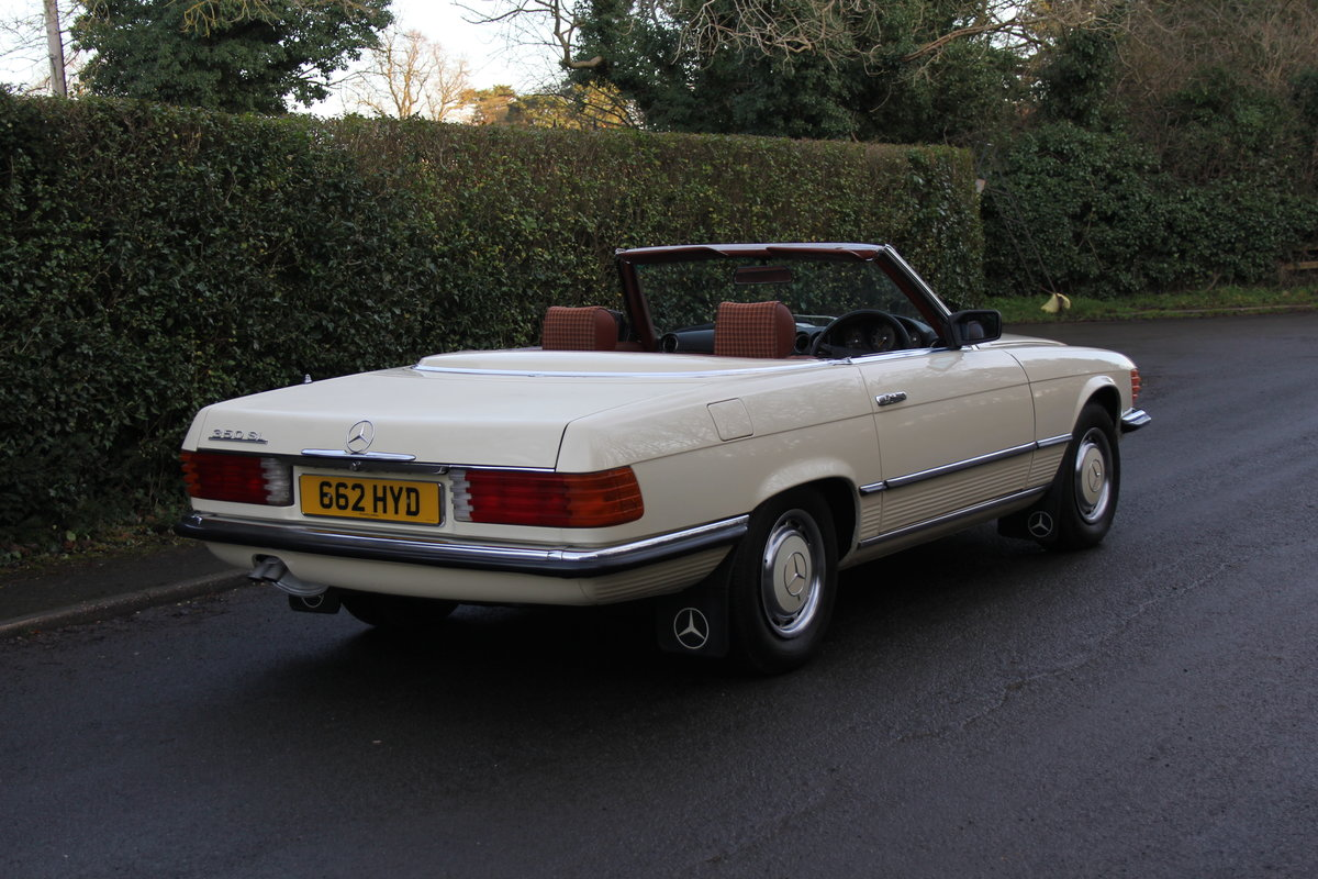 1979 Mercedes Benz 350SL, 66K Miles, FSH, 48K Spent For Sale (picture 6 of 23)