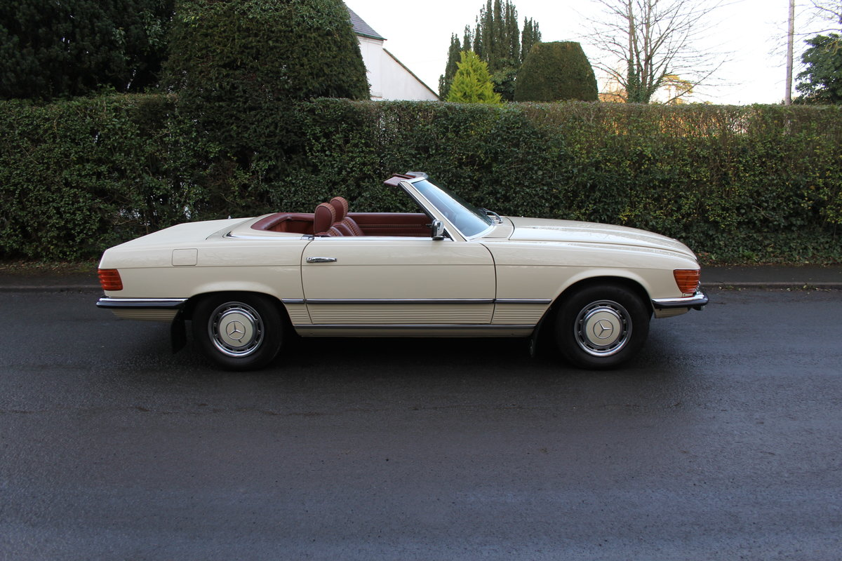 1979 Mercedes Benz 350SL, 66K Miles, FSH, 48K Spent For Sale (picture 7 of 23)