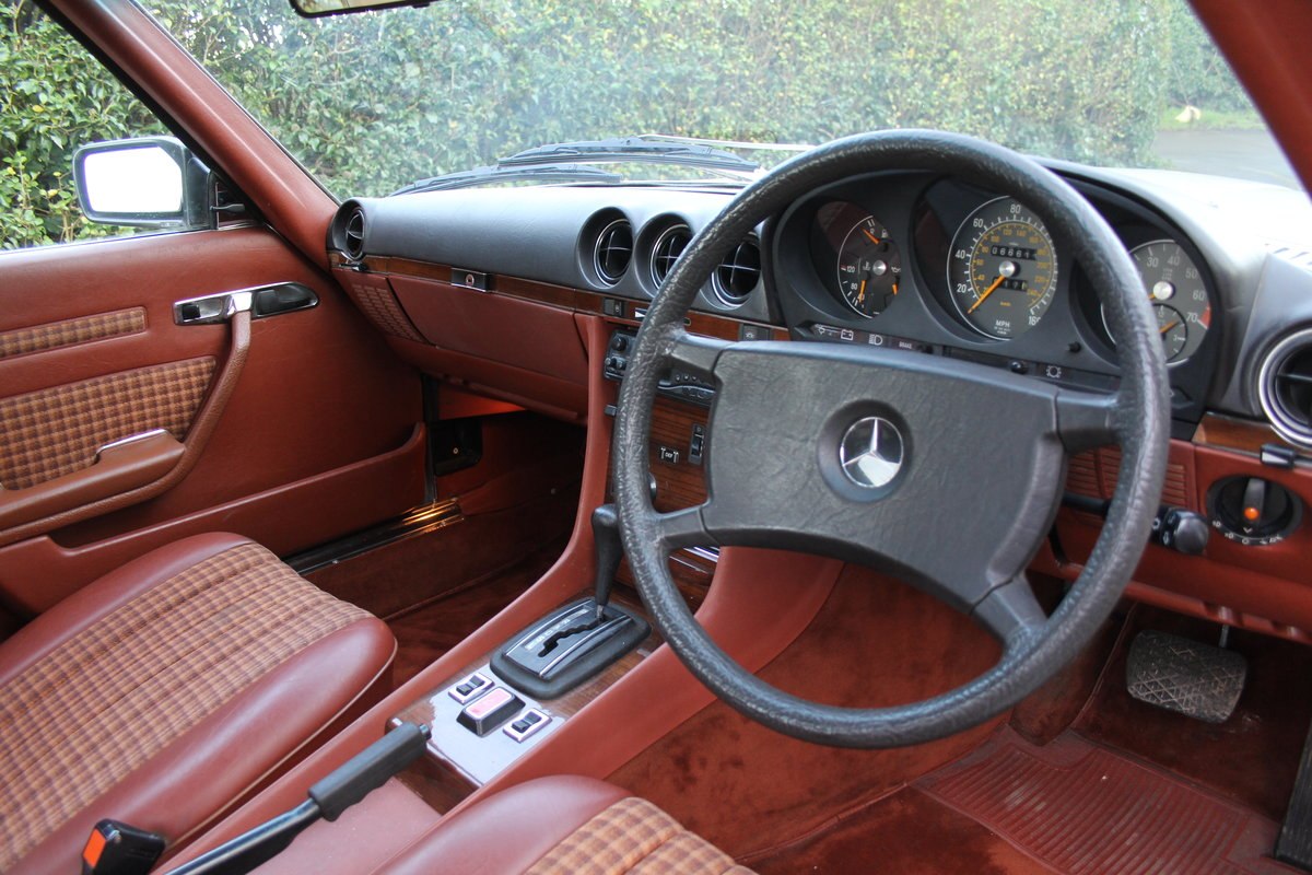 1979 Mercedes Benz 350SL, 66K Miles, FSH, 48K Spent For Sale (picture 8 of 23)