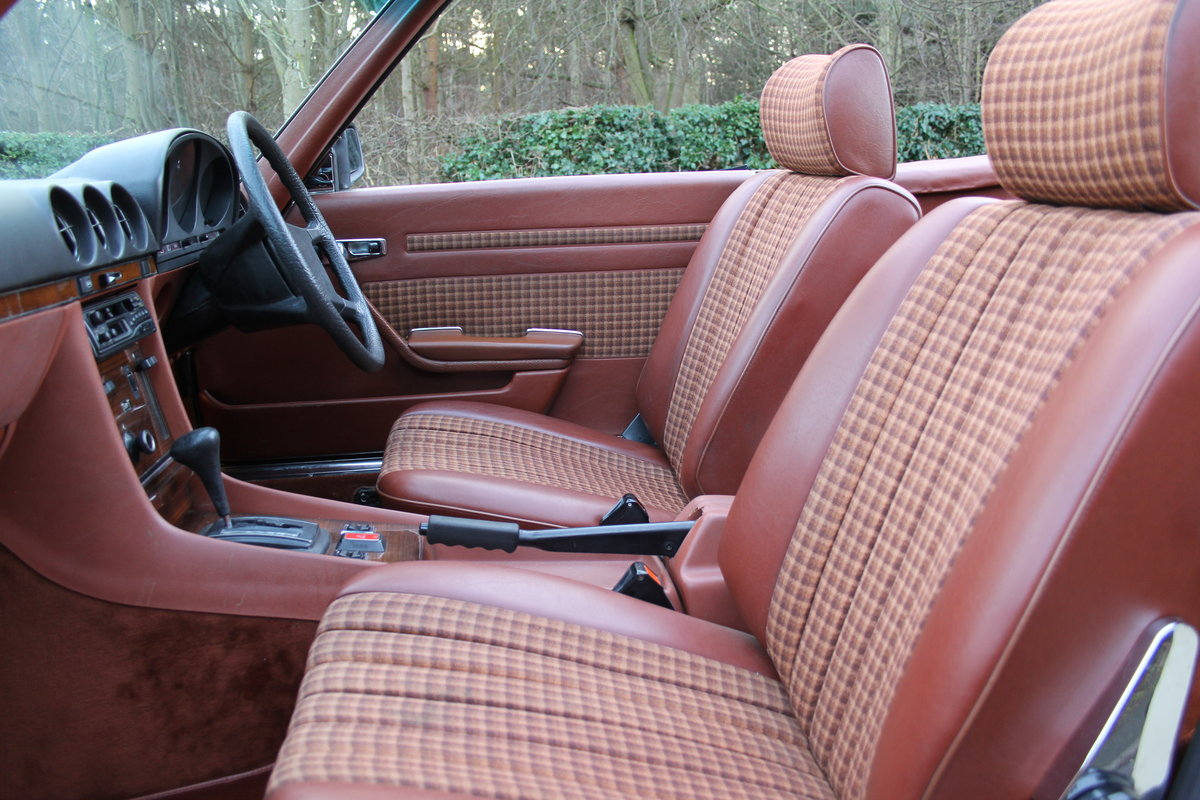 1979 Mercedes Benz 350SL, 66K Miles, FSH, 48K Spent For Sale (picture 12 of 23)