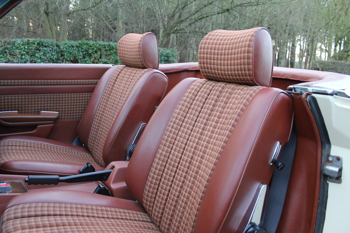 1979 Mercedes Benz 350SL, 66K Miles, FSH, 48K Spent For Sale (picture 13 of 23)