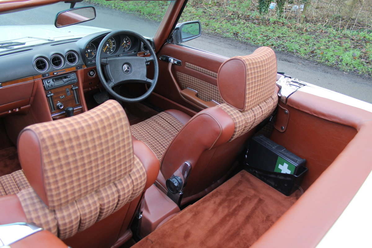1979 Mercedes Benz 350SL, 66K Miles, FSH, 48K Spent For Sale (picture 14 of 23)