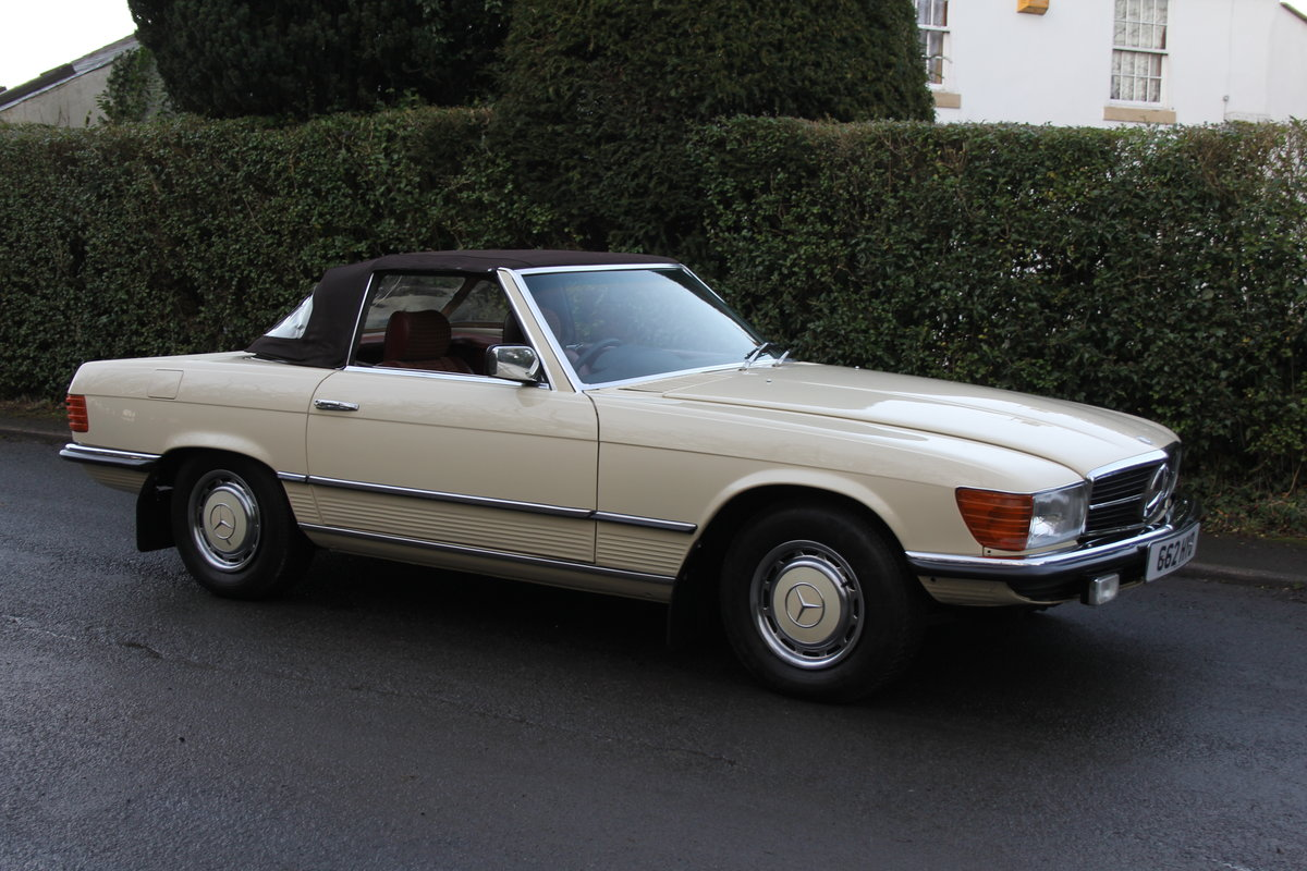 1979 Mercedes Benz 350SL, 66K Miles, FSH, 48K Spent For Sale (picture 19 of 23)