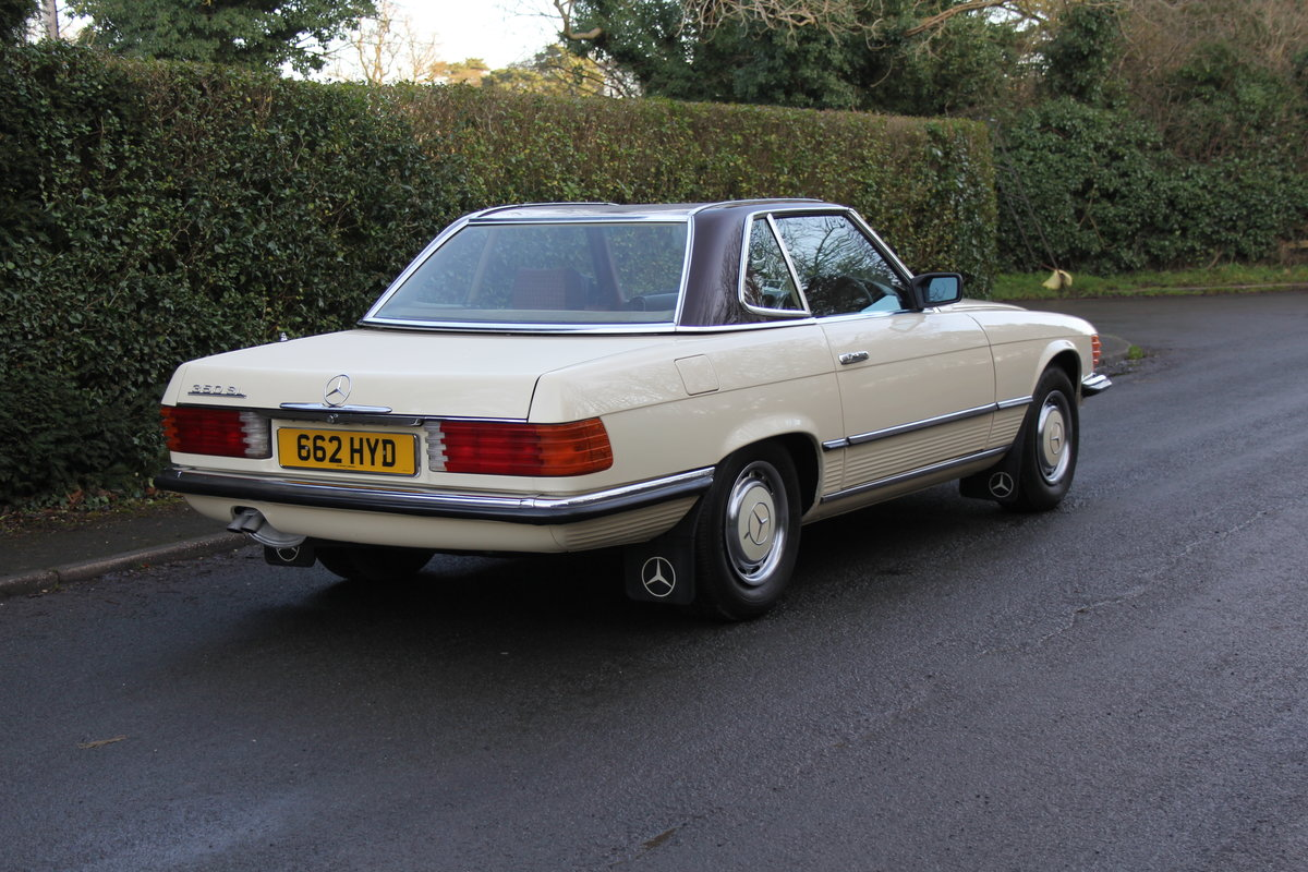 1979 Mercedes Benz 350SL, 66K Miles, FSH, 48K Spent For Sale (picture 23 of 23)