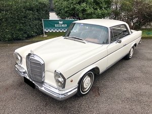 1966 Mercedes Benz - 220 SEB Coupe' (W111) For Sale