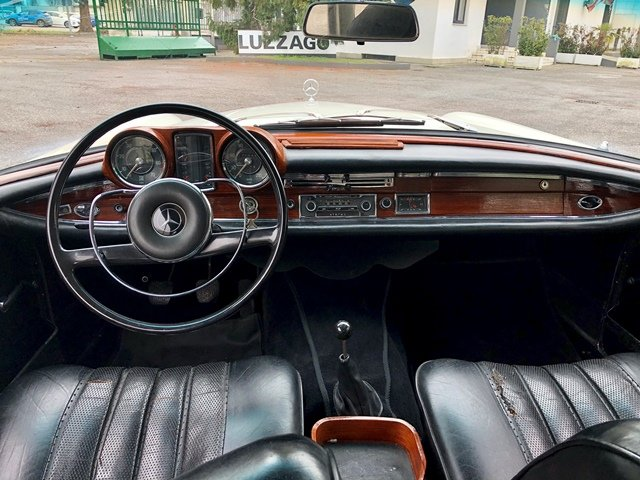 1966 Mercedes Benz - 220 SEB Coupe' (W111) For Sale (picture 4 of 6)