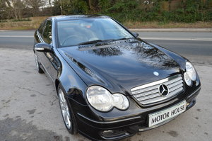 2008 MERCEDES C180 COUPE SE KOMPRESSOR For Sale