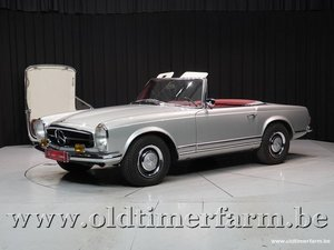 1966 Mercedes-Benz 250 SL Pagode '66 For Sale