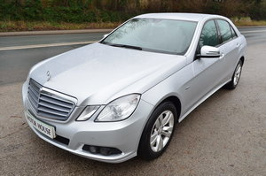 2009 MERCEDES E250 SE  BLUE EFFICIENCY DIESEL