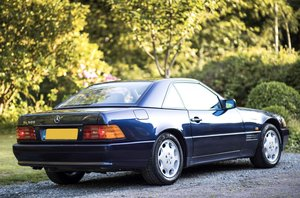 1995 V8 500SL SL500, only 2 f/owners, UK car For Sale