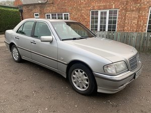 1999 Mercedes C240 Elegance Auto SOLD by Auction