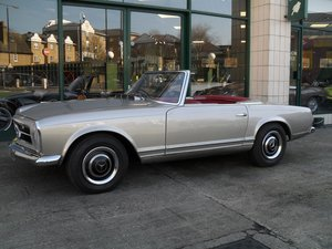 1966 Mercedes Benz 230SL Pagoda For Sale