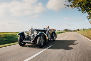 1929 Mercedes-Benz 710 SS 27/140/200hp Sport Tourer For Sale by Auction