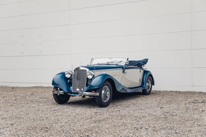 1939  Mercedes-Benz 320 cabriolet A For Sale by Auction