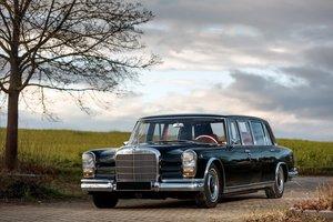 1965 Mercedes-Benz 600 limousine Pullman For Sale by Auction