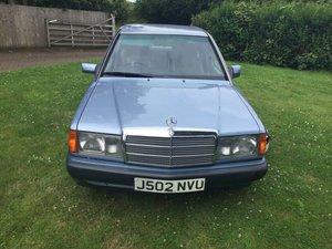 1991 Mercedes Benz 190E