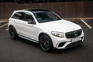 2019/19 Mercedes-AMG GLC63S Premium For Sale