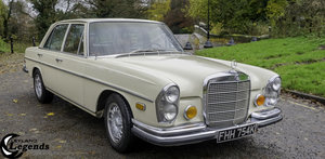 1972 Mercedes w108 280 se 4.5 v8 - mot'd For Sale