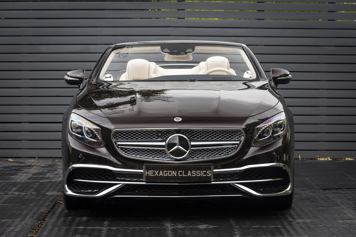 2019 S650 Cabriolet LHD (DELIVERY MILES) SOLD (picture 5 of 23)