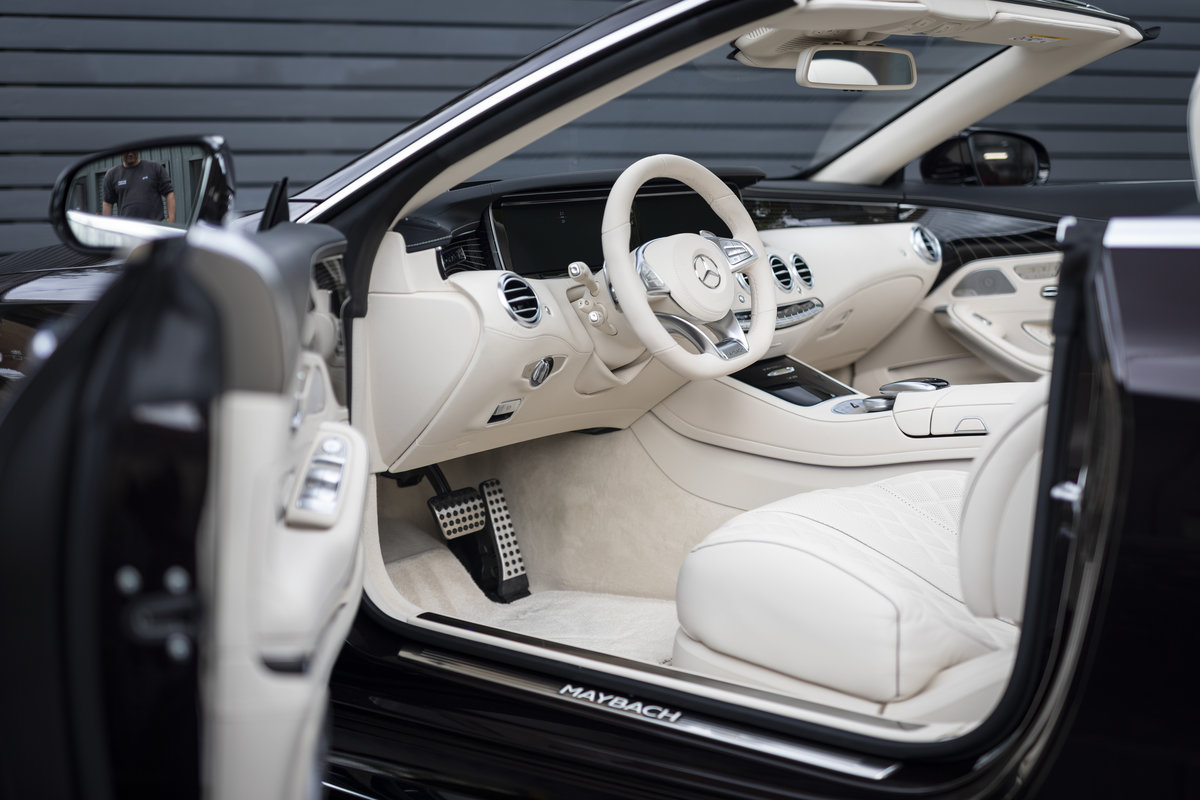 2019 S650 Cabriolet LHD (DELIVERY MILES) SOLD (picture 7 of 23)
