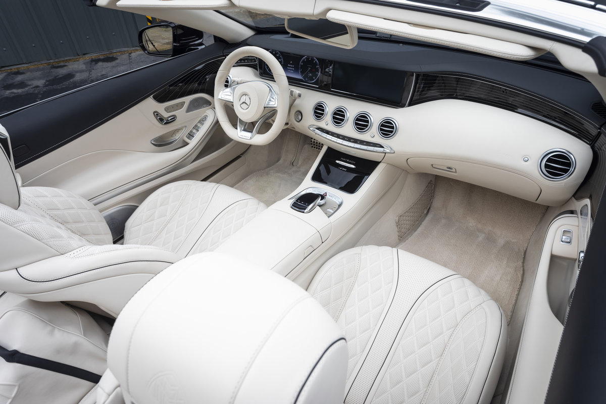 2019 S650 Cabriolet LHD (DELIVERY MILES) SOLD (picture 11 of 23)