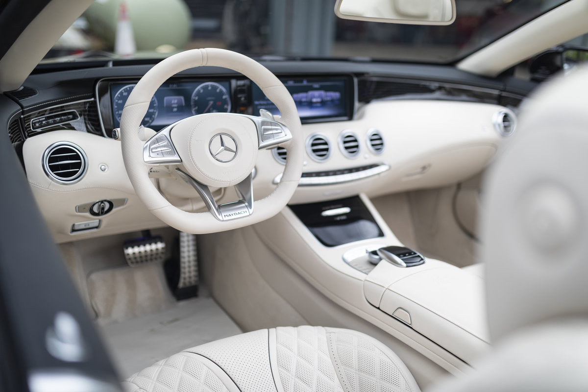 2019 S650 Cabriolet LHD (DELIVERY MILES) SOLD (picture 13 of 23)