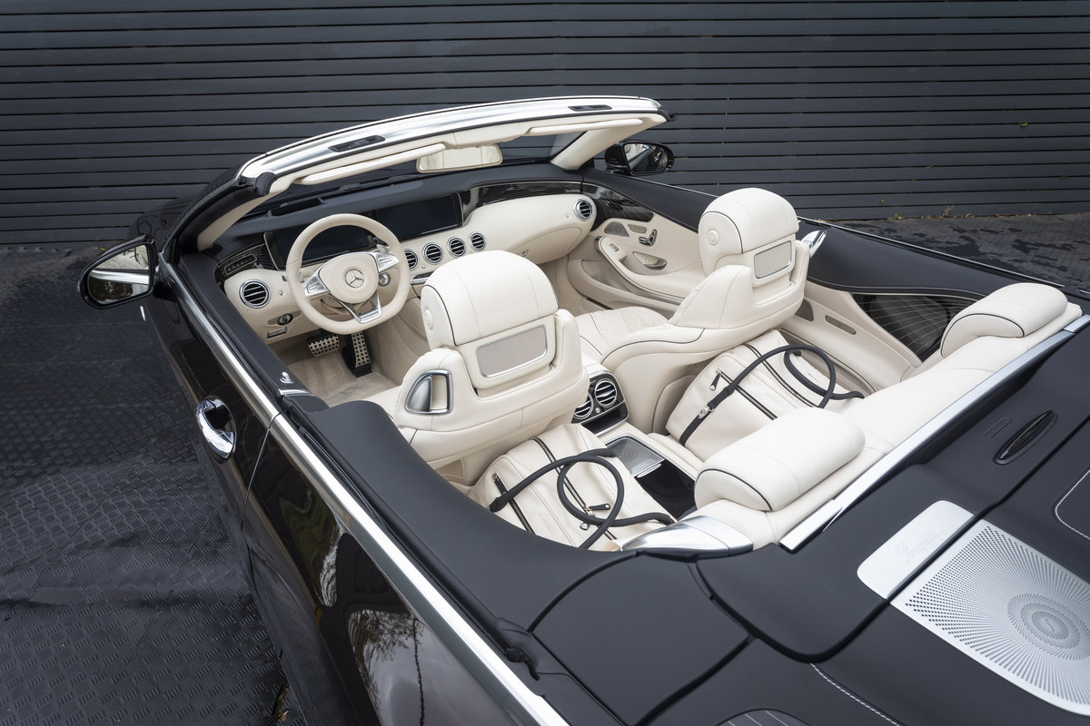 2019 S650 Cabriolet LHD (DELIVERY MILES) SOLD (picture 14 of 23)