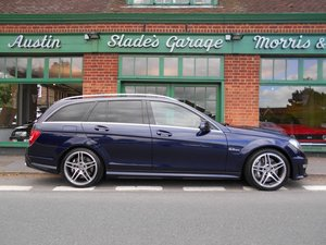 Picture of 2013 Mercedes C63 Estate  SOLD