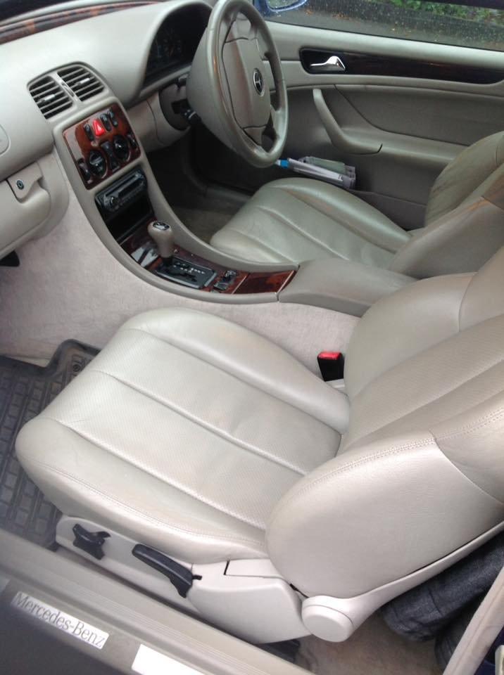 1998 MercedesClk 230 Elegance Komp Auto For Sale (picture 5 of 6)