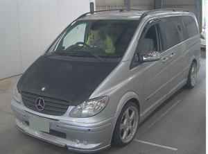 2006 MERCEDES-BENZ VIANO 3.2 AMBIENTE LONG WHEEL BASE BRABUS STYL