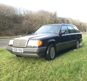 1989 Mercedes w124 300te 4matic For Sale