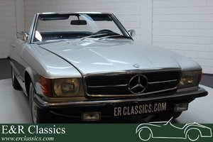 Mercedes-Benz 350SL Cabriolet 1971 Very nice condition