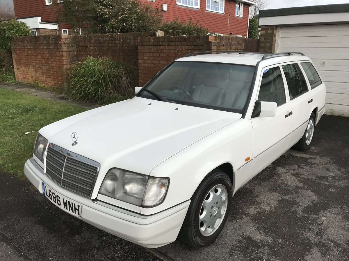 1994 Mercedes w124 200te estate 99000 miles immaculate For ...