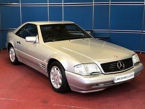 1998 Mercedes SL320