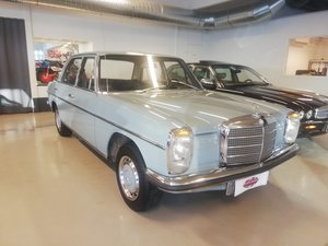 1969  Mercedes-Benz 115 220D W115 For Sale