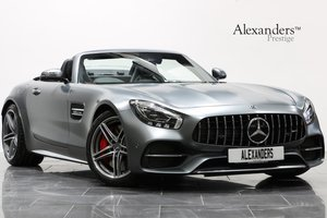 2018 18 18 MERCEDES BENZ AMG GTC ROADSTER AUTO For Sale