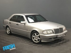 1998 Mercedes-Benz C180 Sport Only 26,000 Miles For Sale