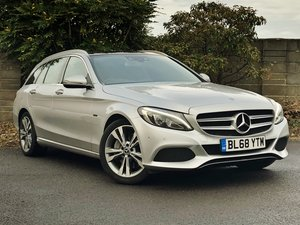 2018 MERCEDES-BENZ C350e ELECTRIC/PETROL SPORT PREMIUM AUTO For Sale