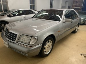 1995 Mercedes S320 only 15,000 miles