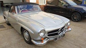 1957 *Stunning 190 SL RHD!* For Sale