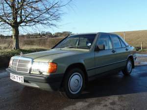 Picture of 1984 Mercedes 190E SOLD