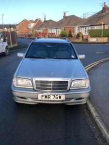 2000 Mercedes c180 estate
