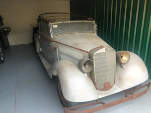 Picture of 1938 Mercedes 230b cabriolet project w143 For Sale