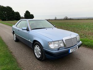 1992 Mercedes 300CE Auto SOLD by Auction