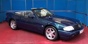 1998 Mercedes SL320 40th Anniversary Edition
