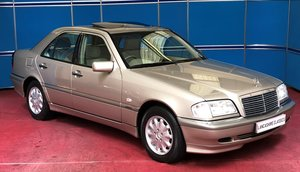 1998 Mercedes C240 Elegance Only 4,375 Miles For Sale