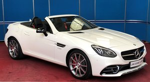 2019 Mercedes SLC43 AMG SOLD